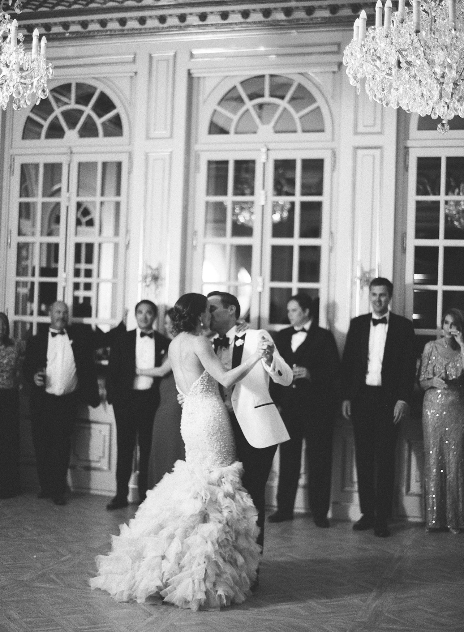 chateau saint georges fine art film wedding photos