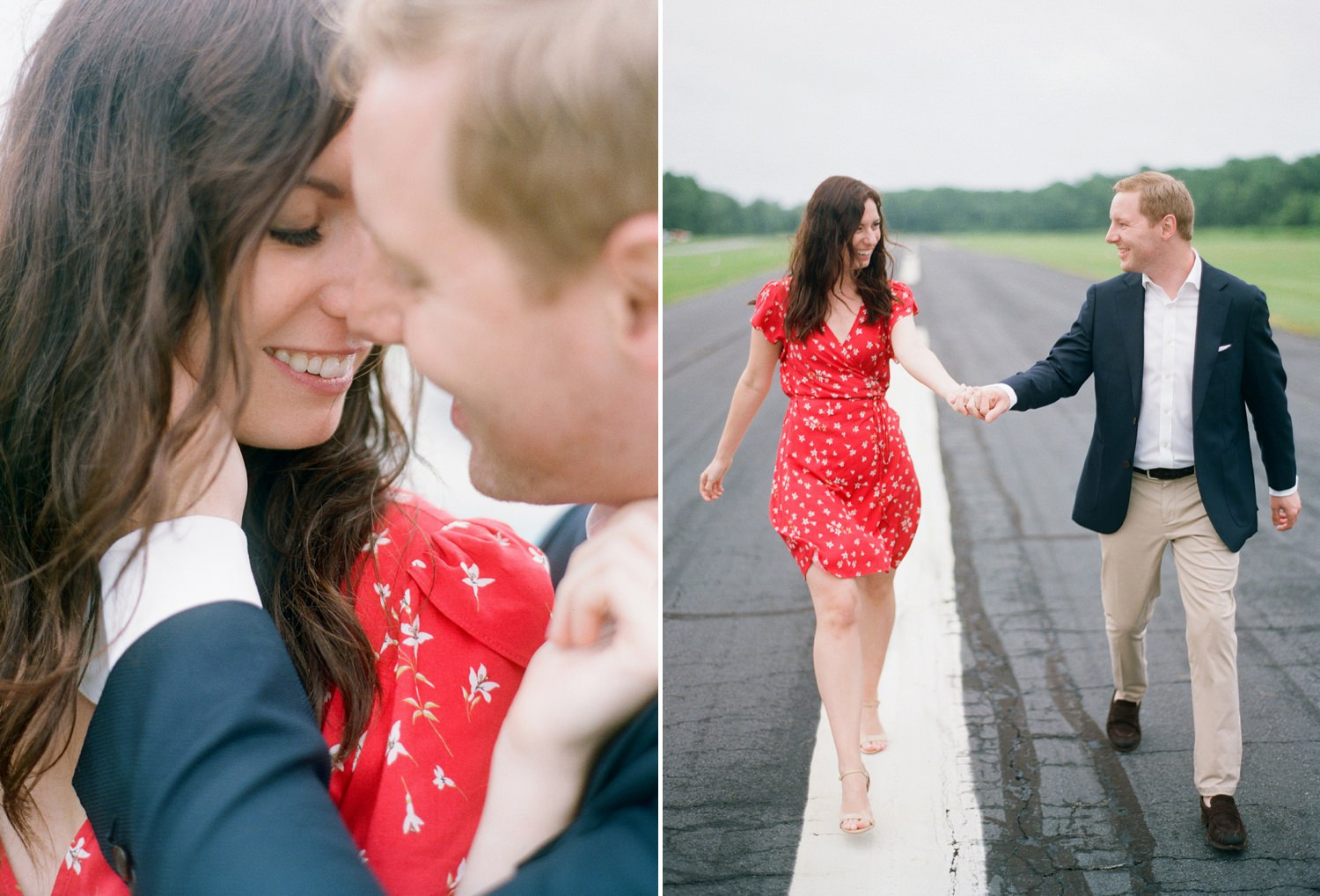 Rainy Day Airfield Engagement