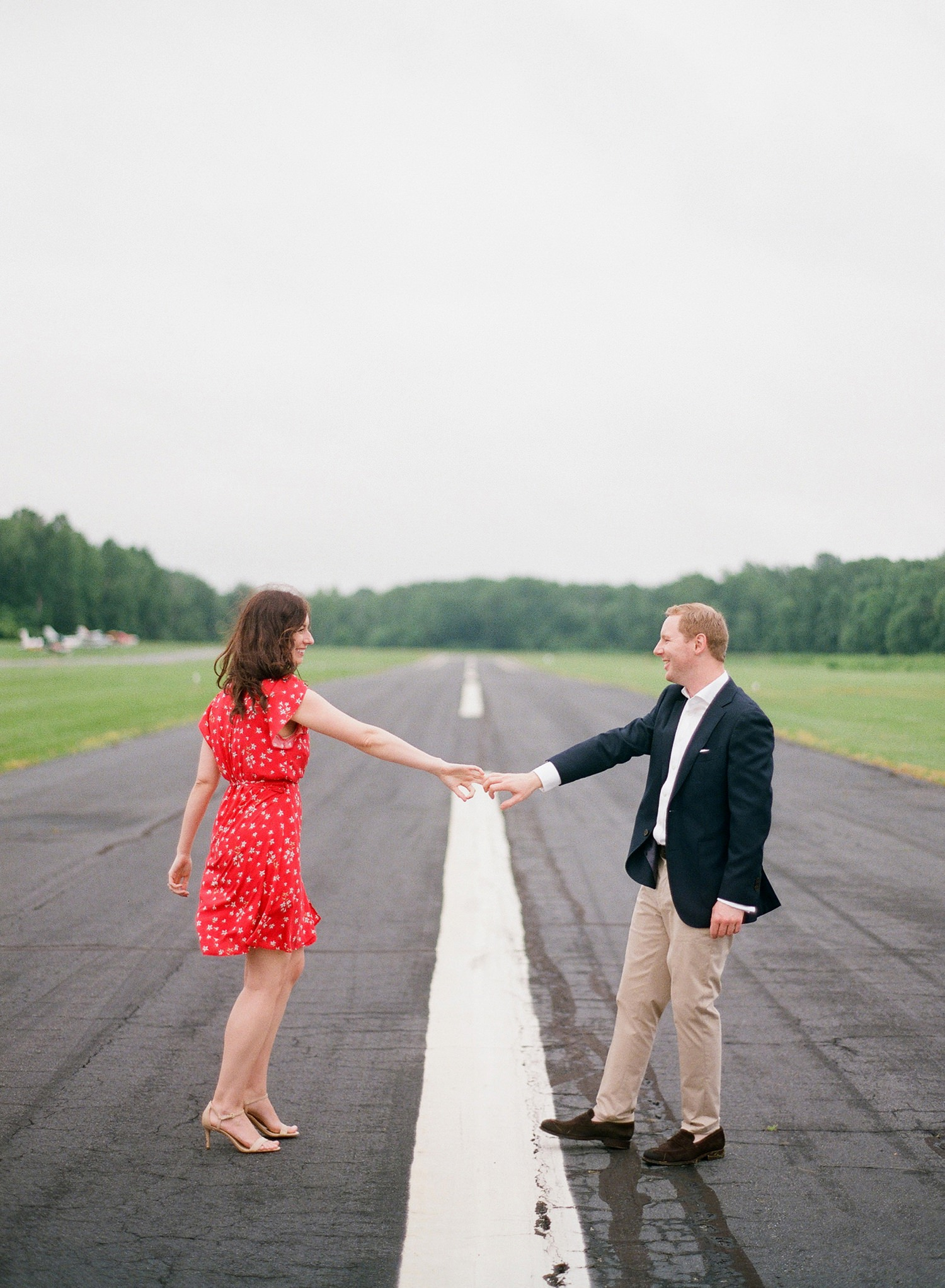 airfield engagement photos