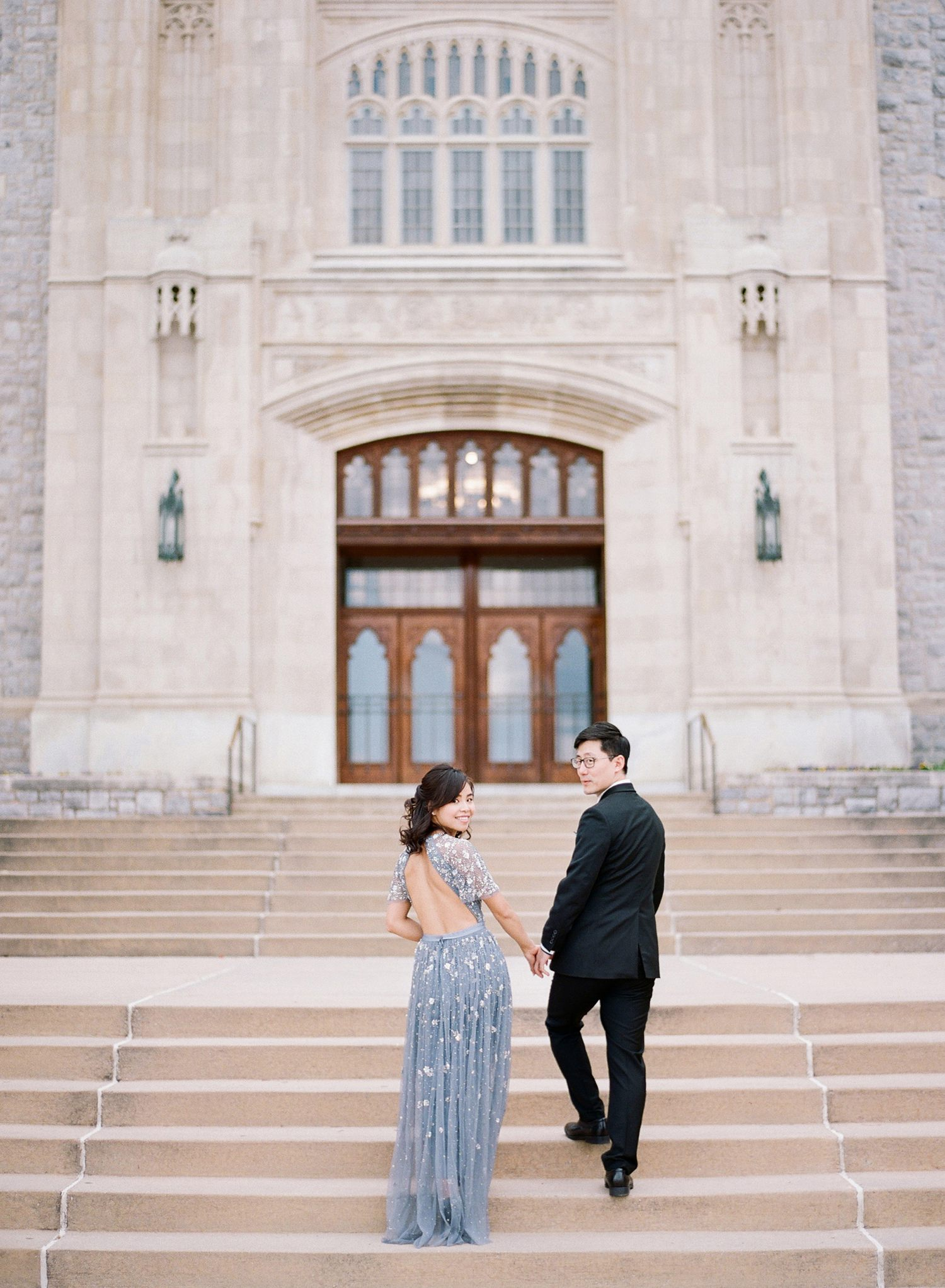 University Engagement Session at Virginia Tech
