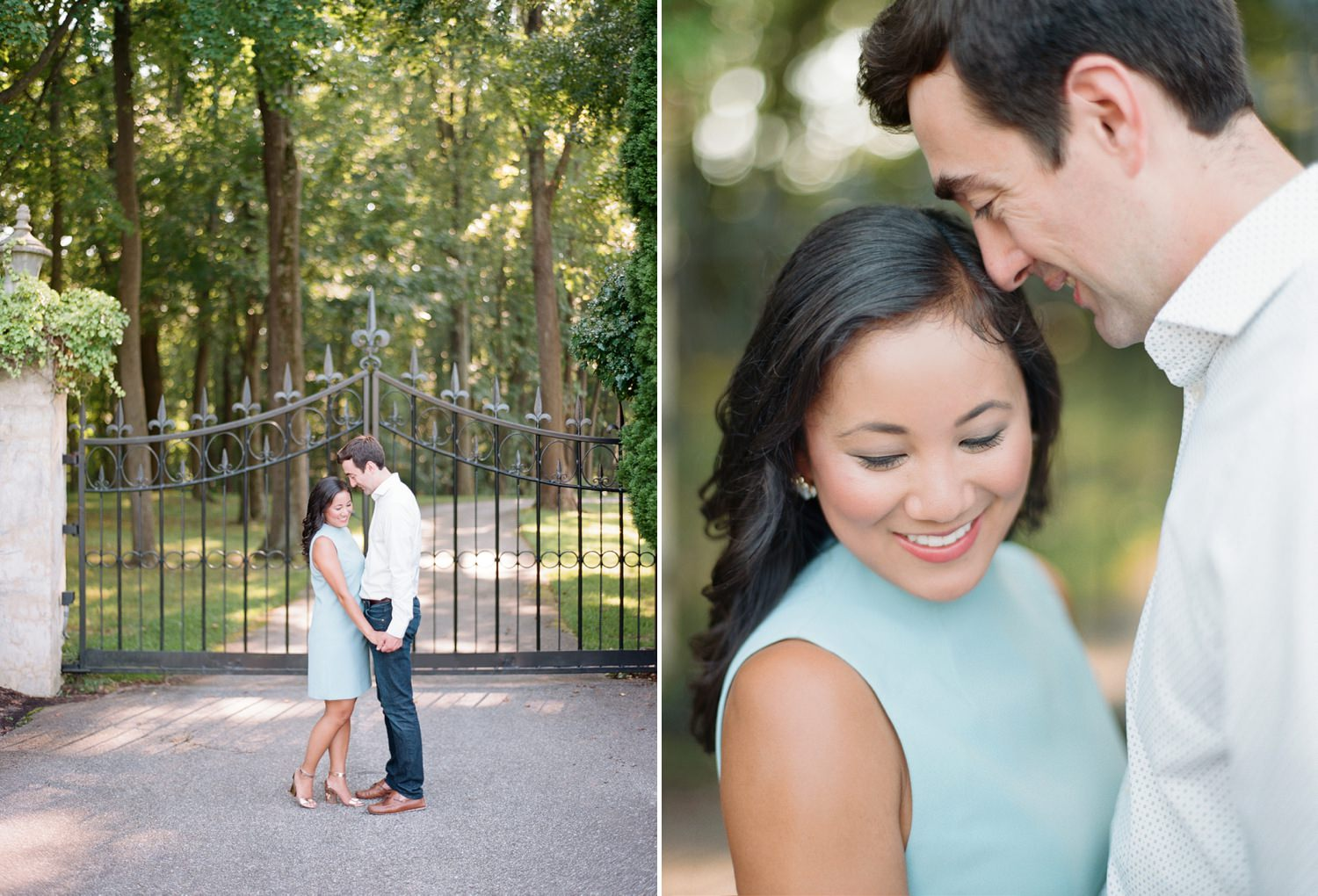 engagement session in maryland