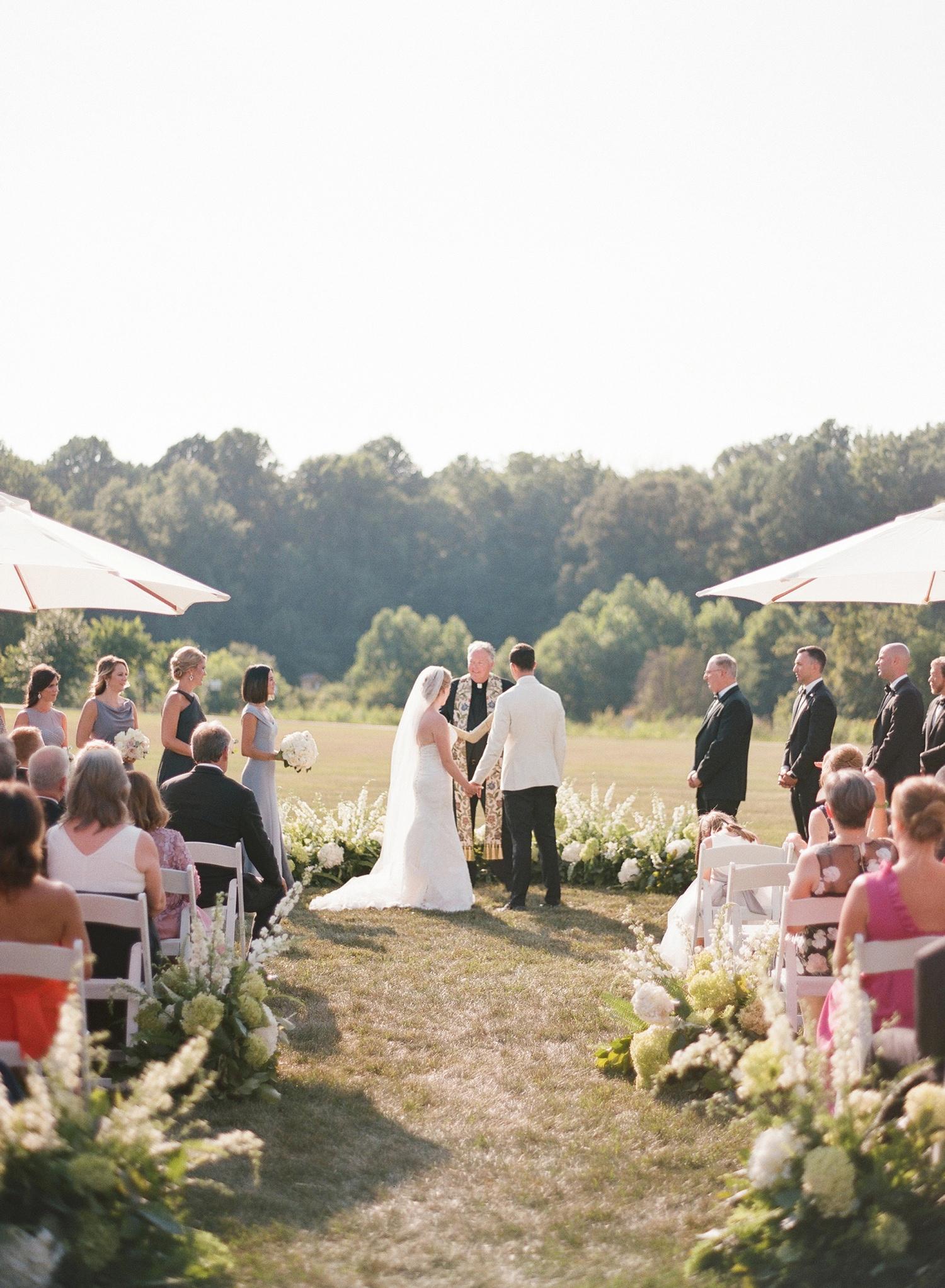 salamander resort wedding ceremony